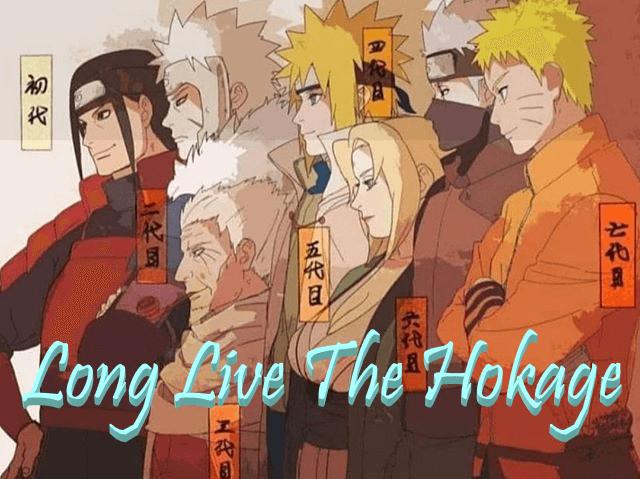 Long Live The Hokage